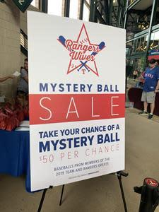 Mystery ball sale to raise funds for empowerHER!