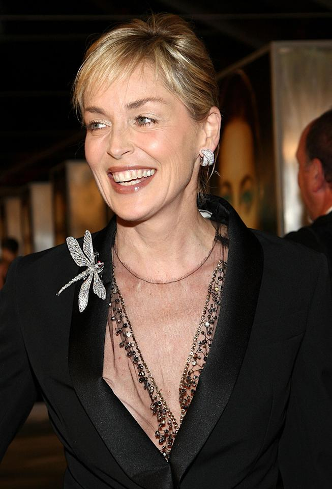 "<a href=""http://movies.yahoo.com/movie/contributor/1800012230"">Sharon Stone</a> at the Los Angeles premiere of <a href=""http://movies.yahoo.com/movie/1809785152/info"">The Curious Case of Benjamin Button</a> - 12/08/2008"