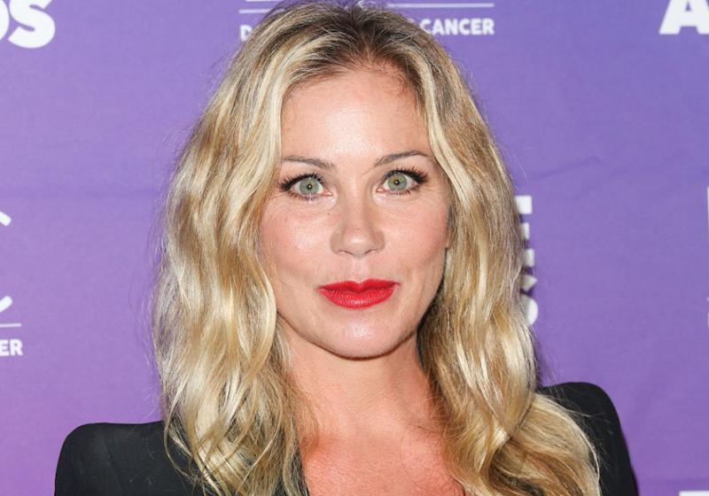 Christina Applegate opened up about why she had her ovaries and fallopian tubes removed