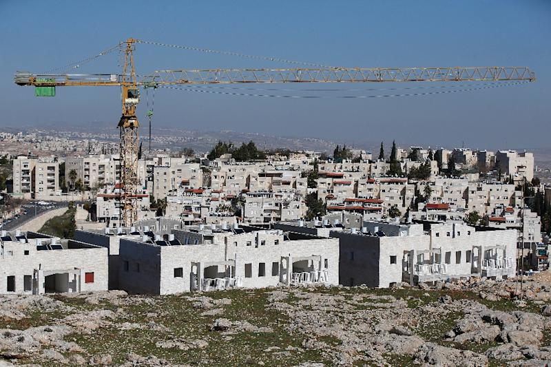 Jewish settlements in both the West Bank and east Jerusalem are viewed as illegal under international law and major stumbling blocks to peace