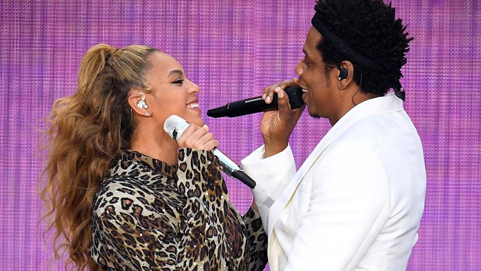 """<p>Ultimate power couple Beyoncé and Jay-Z know how to draw a crowd. Most recently, their 2018 On the Run II stadium tour garnered more than $250 million — approximately $5 million per night, according to Forbes.</p> <p><em><strong>Champagne Dreams: <a href=""""https://www.gobankingrates.com/money/wealth/splurges-filthy-rich/?utm_campaign=1023534&utm_source=yahoo.com&utm_content=17"""" rel=""""nofollow noopener"""" target=""""_blank"""" data-ylk=""""slk:65 Splurges of the Filthy Rich"""" class=""""link rapid-noclick-resp"""">65 Splurges of the Filthy Rich</a></strong></em></p> <p>Always busy,Beyoncé released the Netflix documentary """"Homecoming,"""" in 2019, giving fans an inside look at her famed Coachella performance the year before. Also a fashion designer, <a href=""""https://www.gobankingrates.com/saving-money/shopping/celebrity-products-exclusive-well-never-get/?utm_campaign=1023534&utm_source=yahoo.com&utm_content=18"""" rel=""""nofollow noopener"""" target=""""_blank"""" data-ylk=""""slk:the second collection from her Adidas x Ivy Park collaboration debuted in October 2020"""" class=""""link rapid-noclick-resp"""">the second collection from her Adidas x Ivy Park collaboration debuted in October 2020</a>.</p> <p>Together, the multitalented Carters have a combined net worth of $1.5 billion, and Beyoncé alone is worth millions — $500 million to be exact, according to Celebrity Net Worth.</p> <p>Being Queen B comes with a lot of expenses. From her homes to her wardrobe to her lavish vacations, GOBankingRates broke down how much it really costs to splurge like one of the richest, most famous singers in the world.</p> <p><a href=""""https://www.gobankingrates.com/making-money/wealth/daily-costs-living-like-billionaire/?utm_campaign=1023534&utm_source=yahoo.com&utm_content=19"""" rel=""""nofollow noopener"""" target=""""_blank"""" data-ylk=""""slk:Click through to see the daily costs of living like a billionaire."""" class=""""link rapid-noclick-resp"""">Click through to see the daily costs of living like a billionaire.</a></p> <p><em><small>Last updated: D"""
