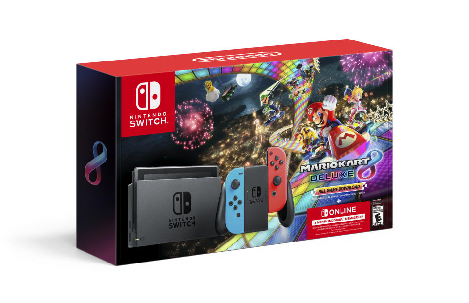 Shop the Nintendo Switch Black Friday bundle for just $399.