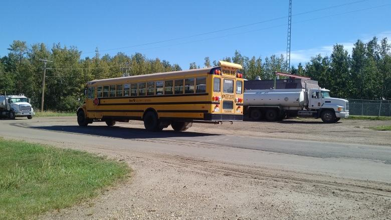 St. Albert Catholic board rejects parents' call to move 'unsafe' bus stop