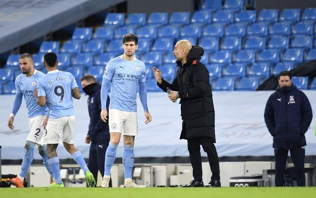 Stones has hailed the impact of manager Pep Guardiola