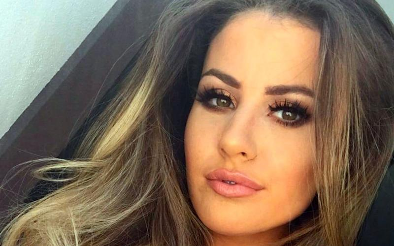 Chloe Ayling was reportedly put on the black market as a sex slave - Instagram