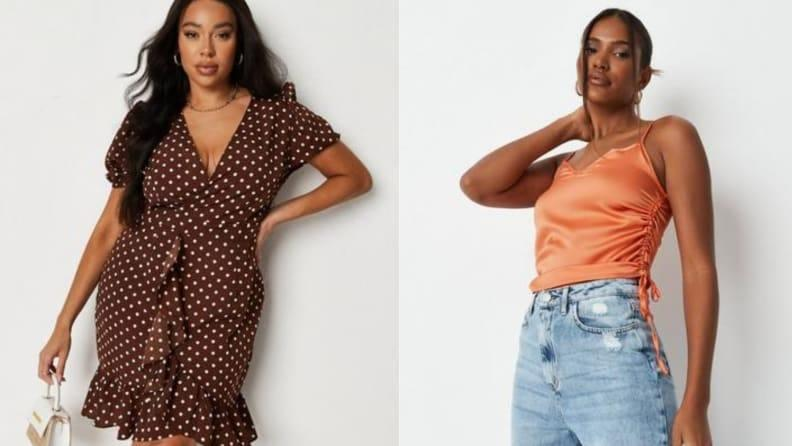 Rock all of the newest style fads with an outfit from Missguided.