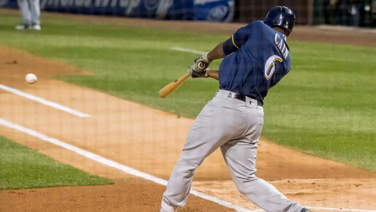 Brewers outfielder Lorenzo Cain elects not to play rest of season