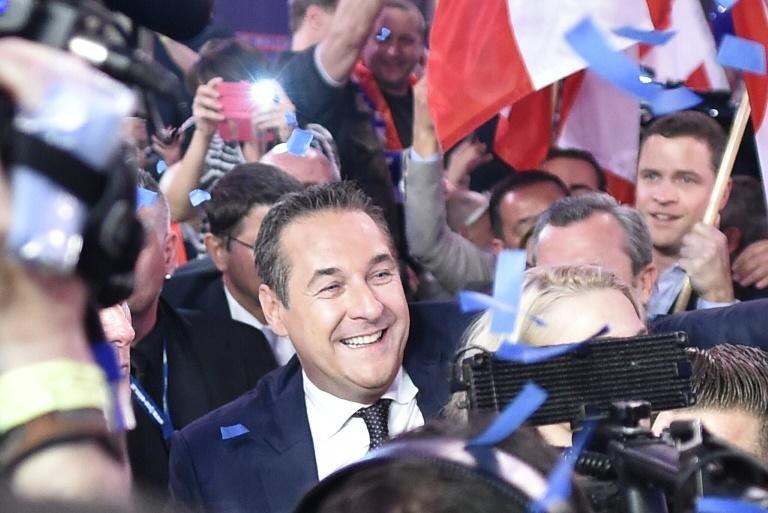 Austria's anti-immigration Freedom Party (FPOe) got a near-record result of 26 percent in October and on Friday became the junior coalition partner in the right-wing government