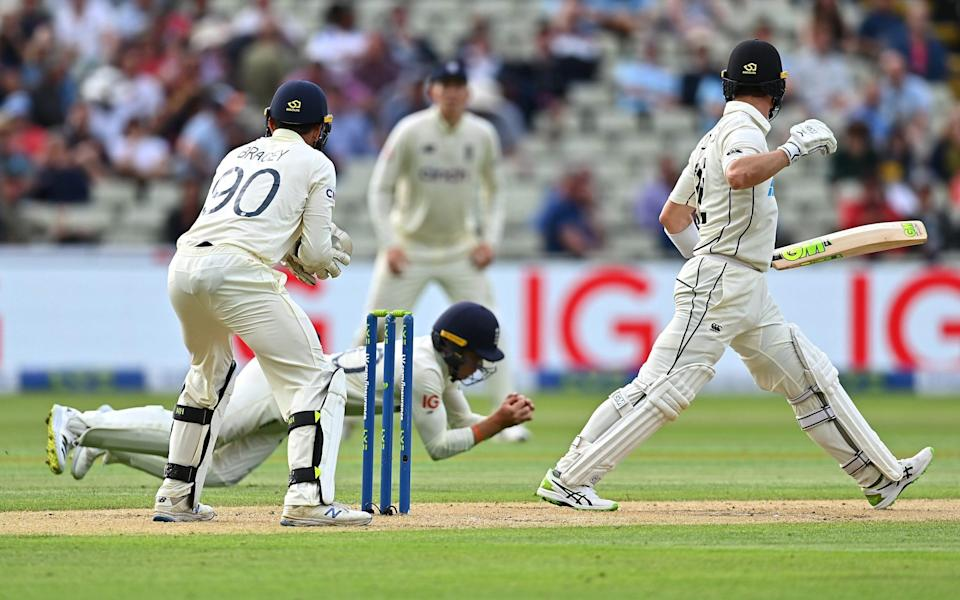 Will Young is dismissed. - GETTY IMAGES