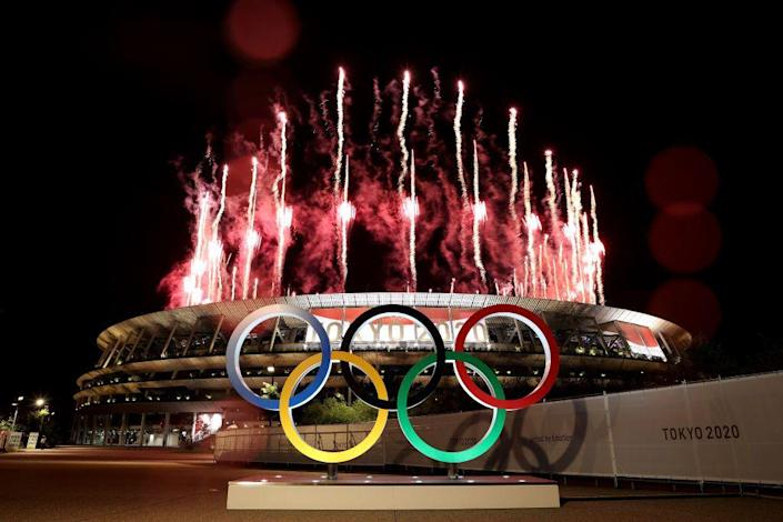 <p>The delayed 2020 games (now happening in 2021, though still called the 2020 Olympics) kicked off in Tokyo. </p>
