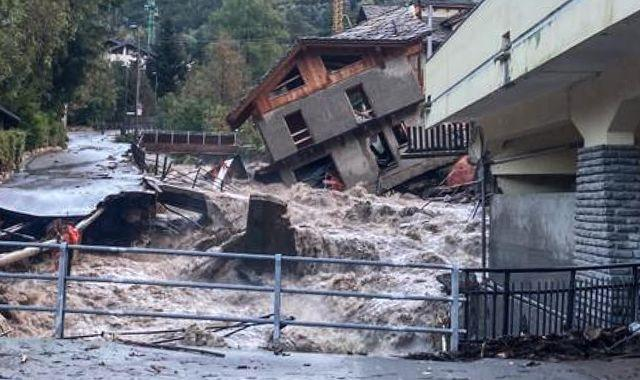 Storm Alex: Two dead and nine missing after heavy rain batters France and Italy