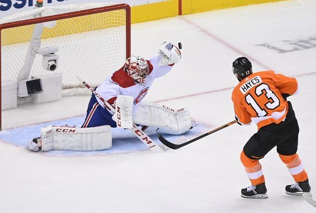 Gallagher ends long goal drought, Suzuki scores winner as Habs stay alive