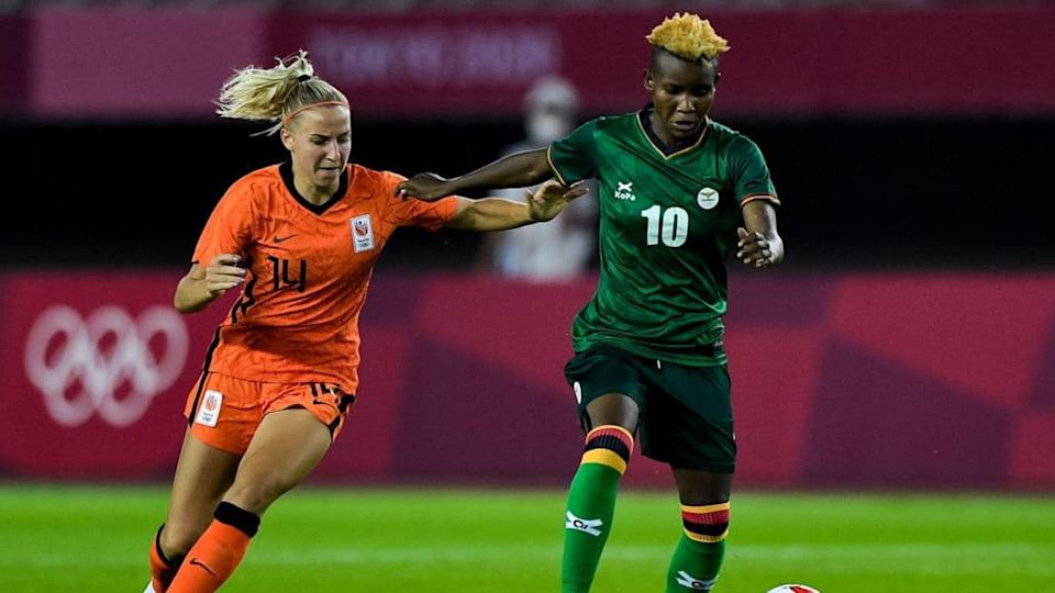 Goleada histórica   Zambia v Netherlands - Tokyo 2020 Olympic Football Tournament   BSR Agency/Getty Images