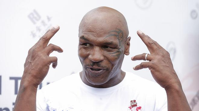 Mike Tyson wurde 2011 in die International Boxing Hall of Fame aufgenommen