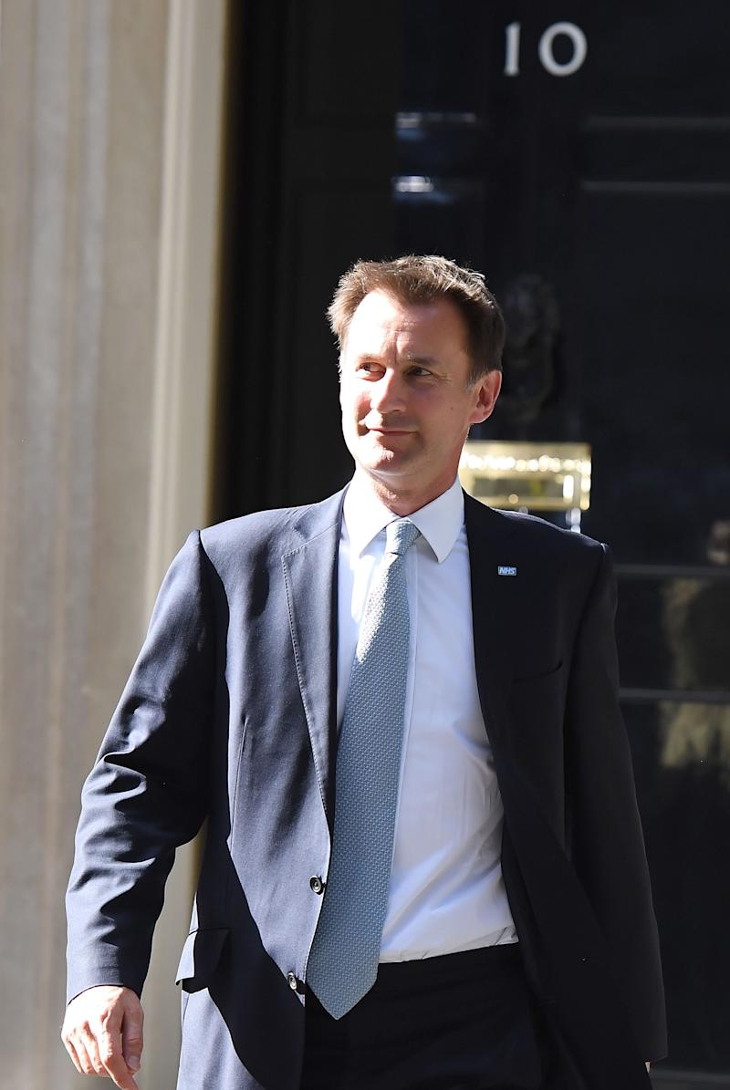 NHS bosses have appealed to health secretary Jeremy Hunt, asking him to overturn the decision (Photo by Chris J Ratcliffe/Getty Images)