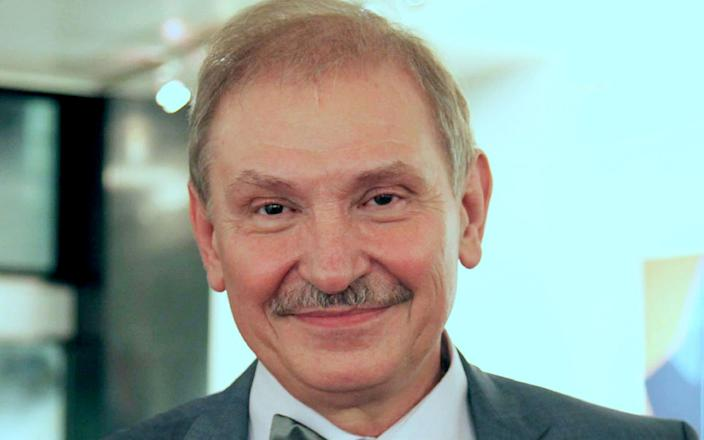 Nikolai Glushkov died in 2018 - PA