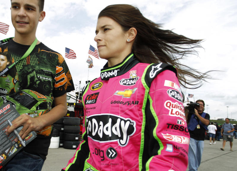 Patrick, Stenhouse join up for country music video