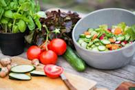 <p>Eat only unprocessed, plant based food with at least 75% uncooked Why: Advocates believe that cooking food breaks down its vital enzymes and nutritional benefits. Drawbacks: No hot food. Enough said. </p>