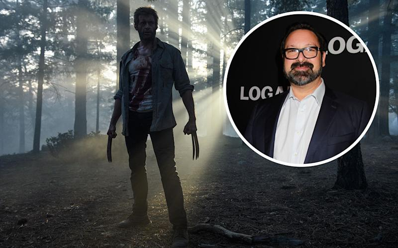 James Mangold, the director of 'Logan' (Credit: 20th Century Fox)