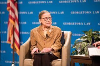 RBG at Georgetown University Law Center