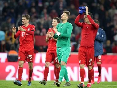 Germany's Bundesliga clubs exceed 4 billion euros in revenue for first time