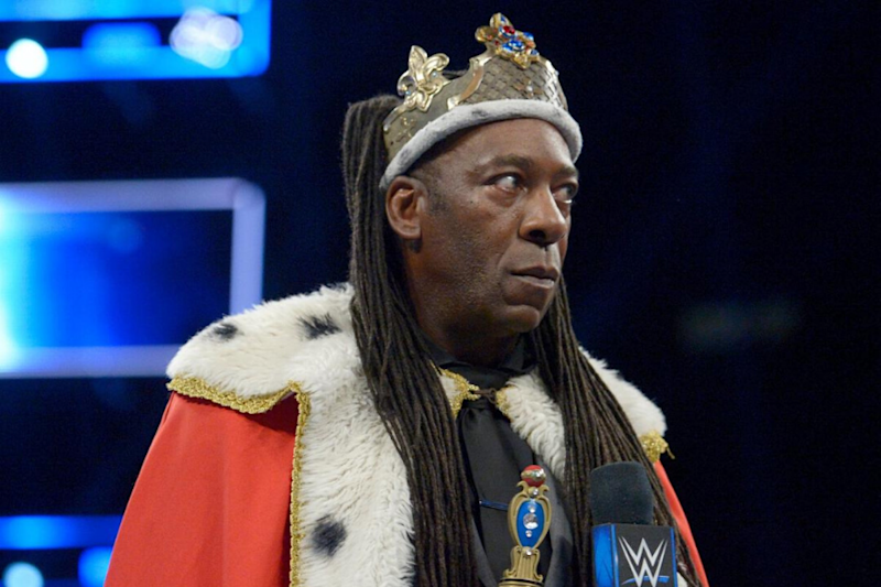 WWE Veteran Booker T Says He is Talking With Brother Stevie Ray for Match With The Revival