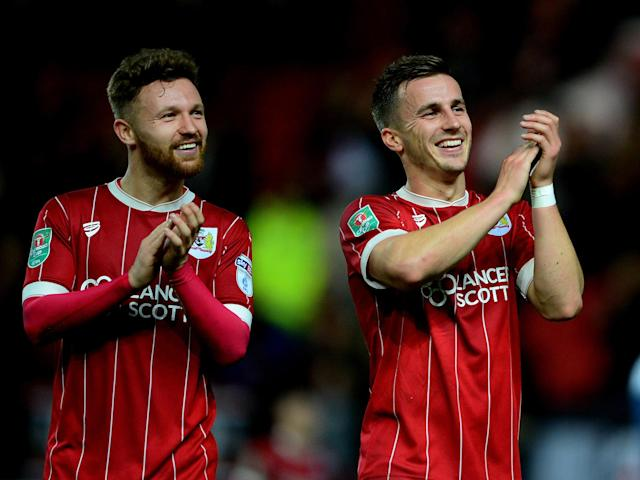 Bristol City thumped Crystal Palace in the fourth round: Getty