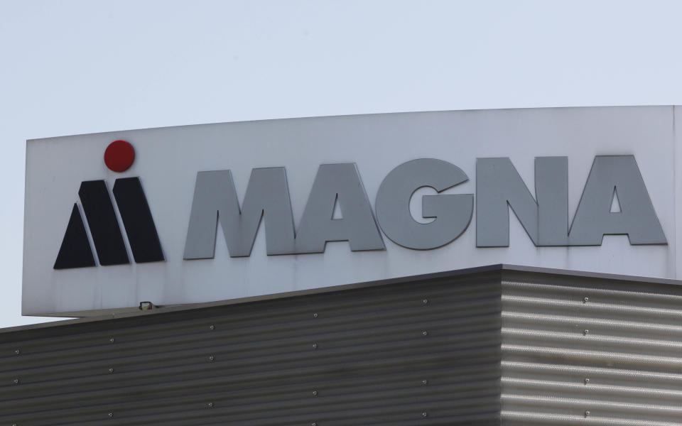 Magna sees boost amid COVID-19 following layoffs, spending cuts