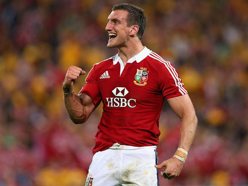 Sam Warburton has been back to lead the 2017 Lions squad to New Zealand by Brian O'Driscoll: Getty