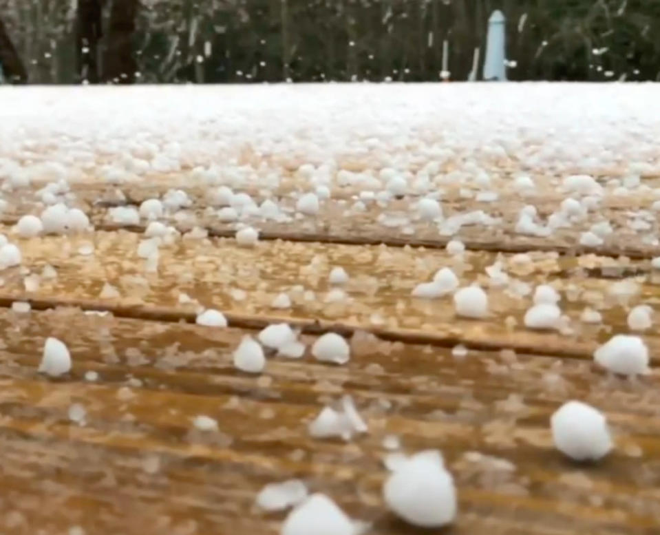 IN PHOTOS: Strong storm slams B.C., thousands left without power