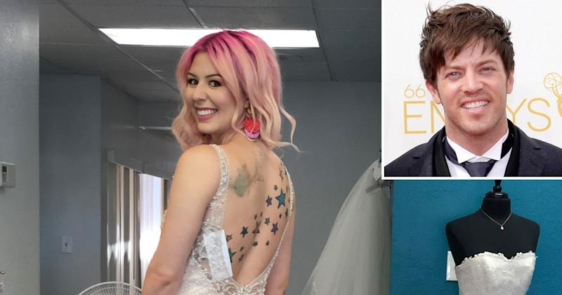 Property Brothers Wedding.See Property Brothers J D Scott S Fiancee Annalee Belle Go Wedding
