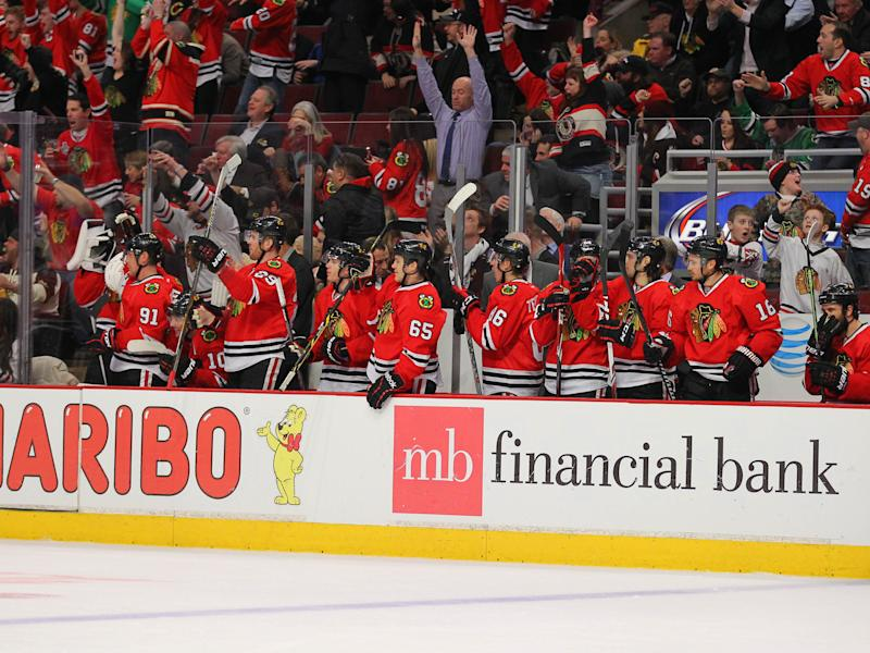 Blackhawks Divided Over Locker Room Fight Personal Issues