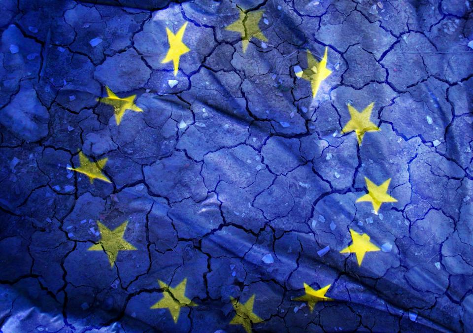 Concept: The Crisis of the European Union (Photo: Busà Photography via Getty Images)
