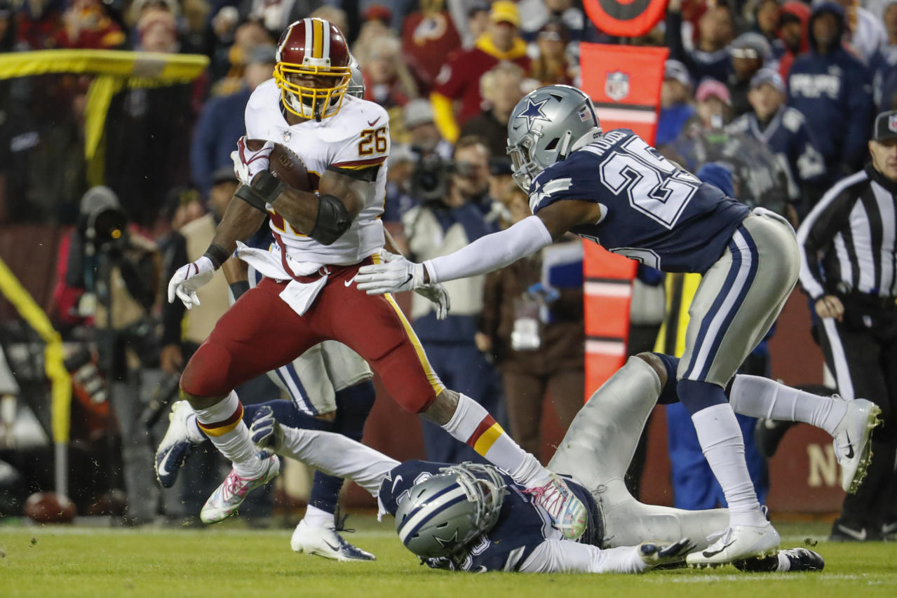 Redskins raise expectations after beating Cowboys