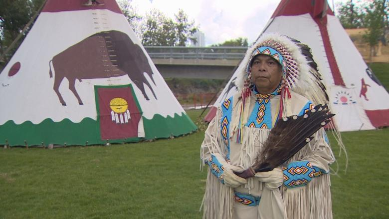 Calgary Stampede's Indian Village renamed Elbow River Camp