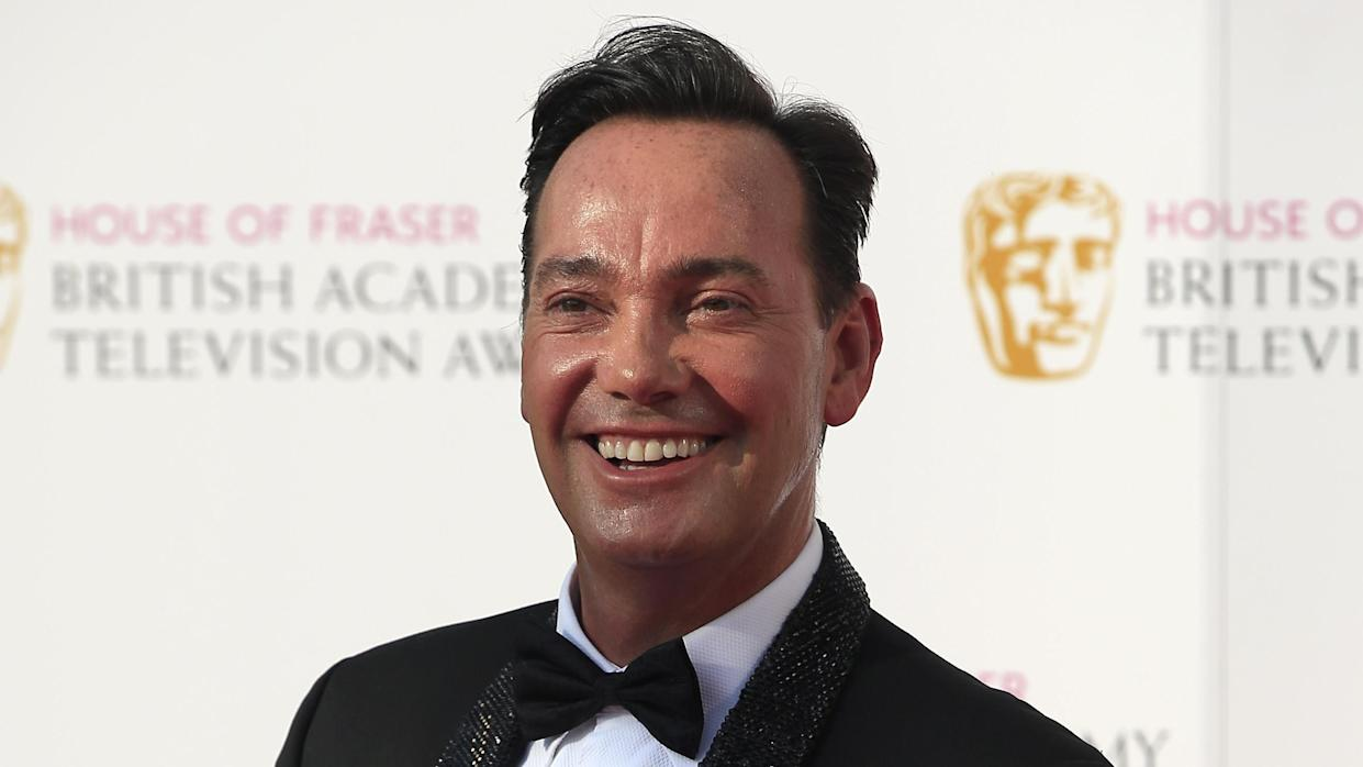 Craig Revel Horwood will be the first guest as White Wine Question Times goes live in the West End (Jonathan Brady/PA Wire)