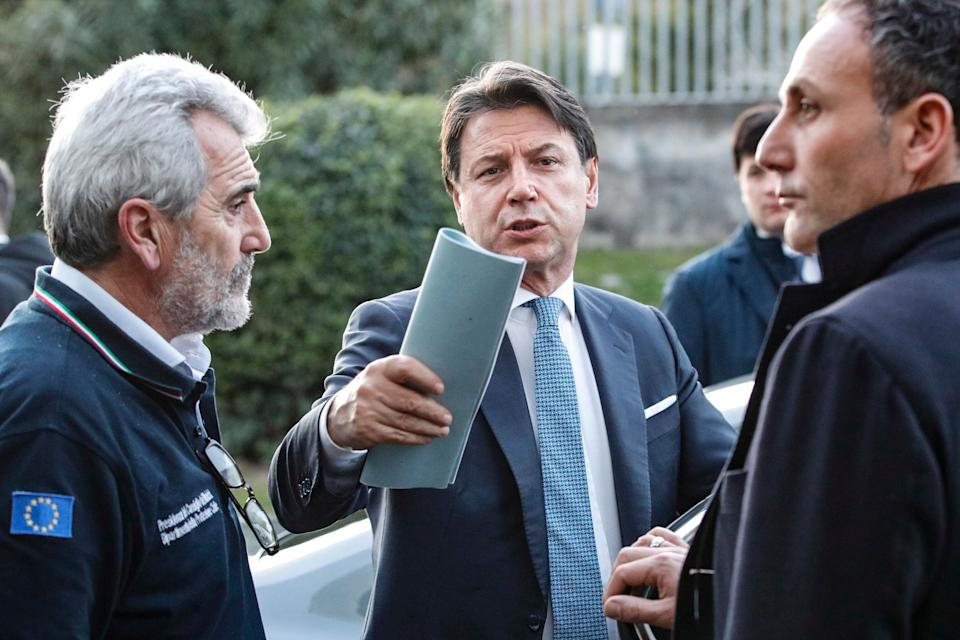 Conte/Miozzo (Photo: ANSA)