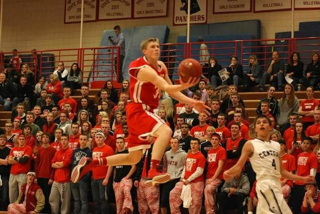 J.P. Macura won a state championship at Lakeville North High as a senior. (via Paul Macura)