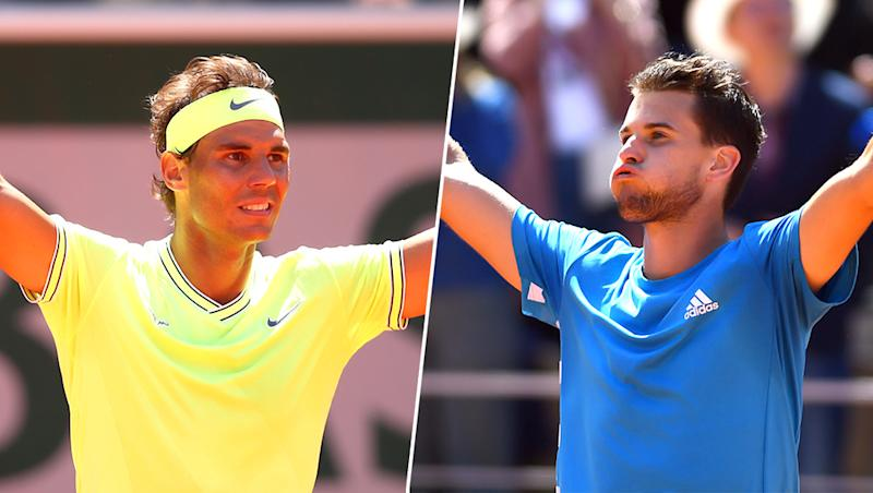 Rafael Nadal vs Dominic Thiem French Open 2019 Final Betting Odds: Free Bet Odds, Predictions and Favourite for Men's Singles Final at Roland Garros