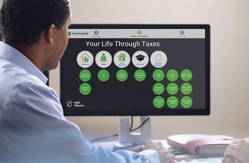 How IBM's Watson Can Help Cut Your Tax Bill