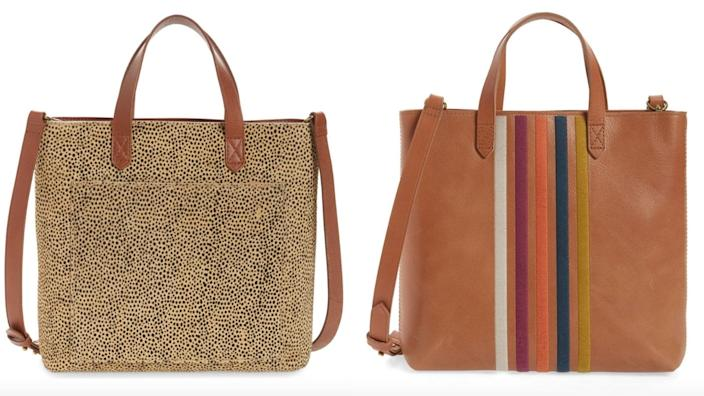 Madewell jeans are great but have you seen their totes?