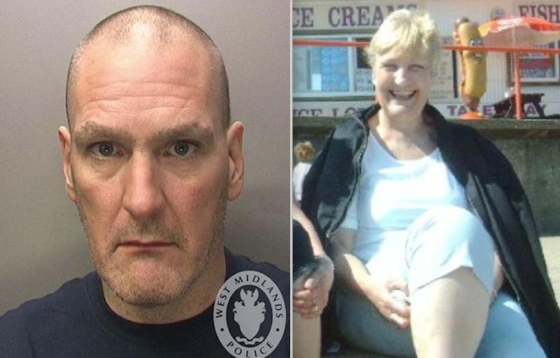 Thomas Westwood killed Susan Westwood after a row broke out about milk in tea (PA)