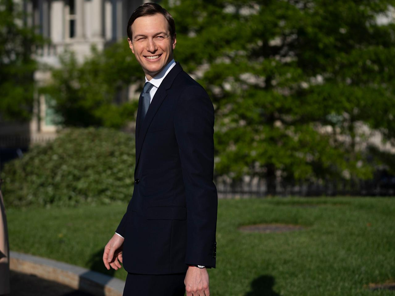 Jared Kushner mocks the 'eternal-lockdown crowd,' says he hopes the US will be 'really rocking again' by July