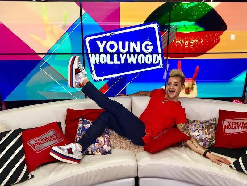 "<p>I love posing on a couch. — @frankiejgrande (Photo: Frankie Grande via <a rel=""nofollow"" href=""https://www.instagram.com/p/BY85w2yj4Eo/?taken-by=yahootv"">Instagram</a>) </p>"