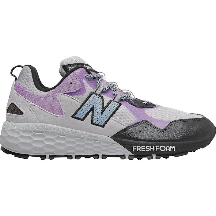 "<br> <br> <strong>New Balance</strong> Fresh Foam Crag V2 Trail Running Shoe, $, available at <a href=""https://go.skimresources.com/?id=30283X879131&url=https%3A%2F%2Fwww.backcountry.com%2Fnew-balance-fresh-foam-crag-v2-trail-running-shoe-womens"" rel=""nofollow noopener"" target=""_blank"" data-ylk=""slk:Backcountry"" class=""link rapid-noclick-resp"">Backcountry</a>"
