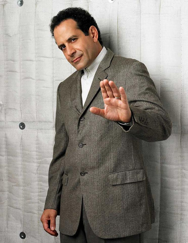 "2007 Emmy Awards: <a href=""/tony-shalhoub/contributor/31779"">Tony Shalhoub</a> nominated for Best Actor (Comedy) for his role as Adrian Monk on <a href=""/monk/show/27875"">Monk</a>."