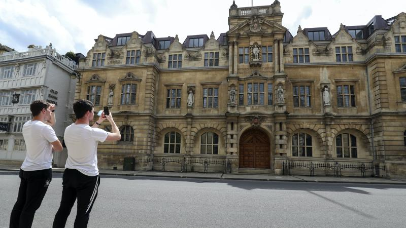 Oxford named as best university in the world in global rankings