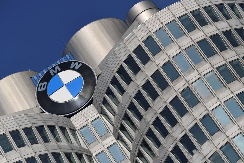 BMW says pre-tax profit to be significantly lower in 2020