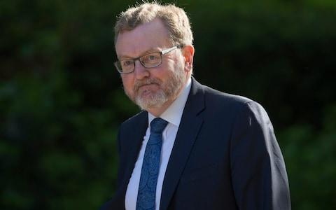 David Mundell, the Scottish Secretary - Credit: Julian Simmonds