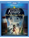 The Secret World of Arrietty Box Art